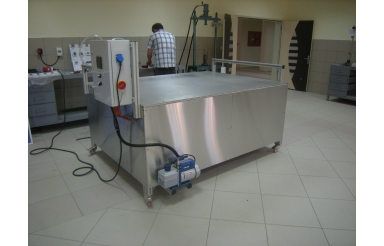 Vacuum Infusion Machine 1500x2000