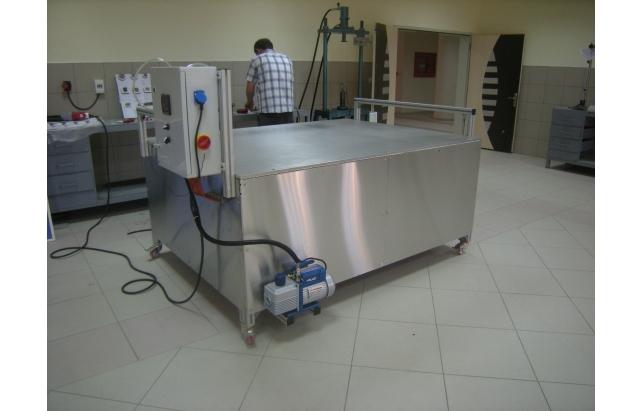 Vakum infüzyon Makinesi 1500x2000