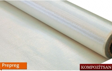 Glass Fiber Prepreg 300 gr/m2 Plain