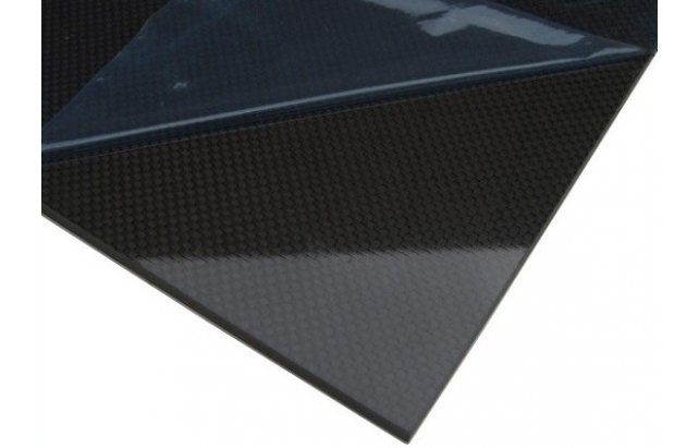 Carbon Fiber Sheets 4mm
