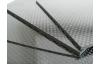 Karbon Fiber Plaka 4mm
