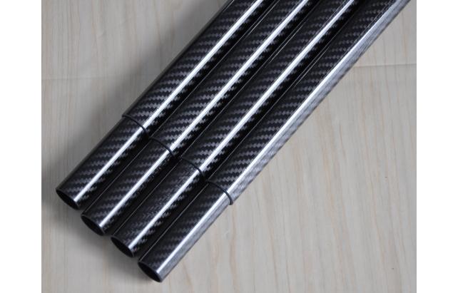 Telescopic Carbon Fiber Tube Diameter 16mm