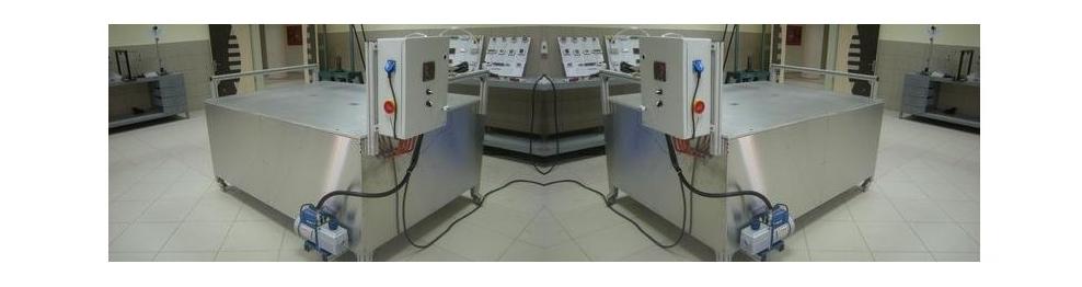 Vacuum Infusion Machine
