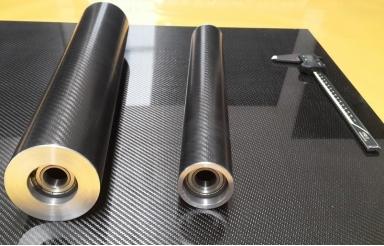 Carbonfiber Rulo