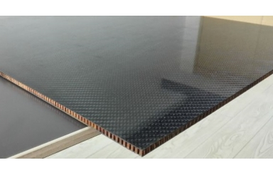 Carbon Fiber Sandwich Panels 6mm